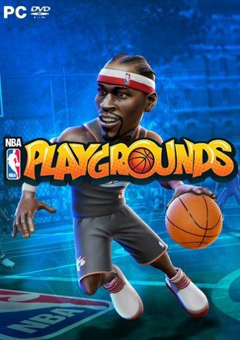 NBA Playgrounds [v 1.4 + 2 DLC] (2017) PC | RePack от qoob