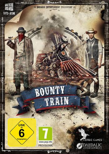 Bounty Train (2017) PC | Лицензия