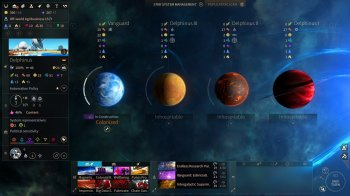 Endless Space 2: Digital Deluxe Edition [v 1.3.12.S5 + DLCs] (2017) PC | RePack от xatab
