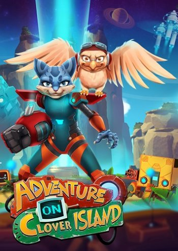 Skylar & Plux: Adventure On Clover Island (2017) PC | Лицензия