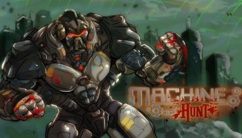 Machine Hunt (2017) PC | Лицензия