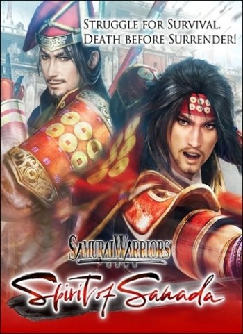 Samurai Warriors: Spirit of Sanada (2017) PC | Лицензия