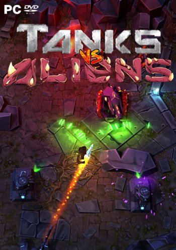 Tanks vs Aliens (2017) PC | Лицензия