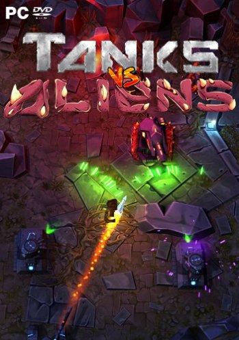 Tanks vs Aliens (2017) PC | Лицензия