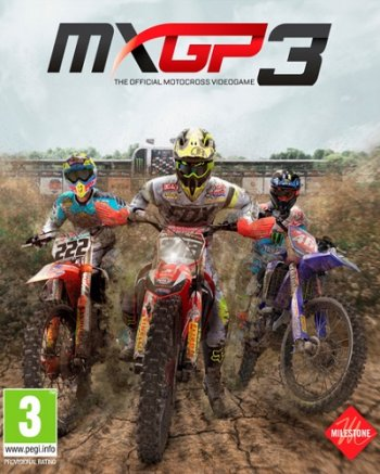 MXGP3 - The Official Motocross Videogame (2017) PC | Лицензия