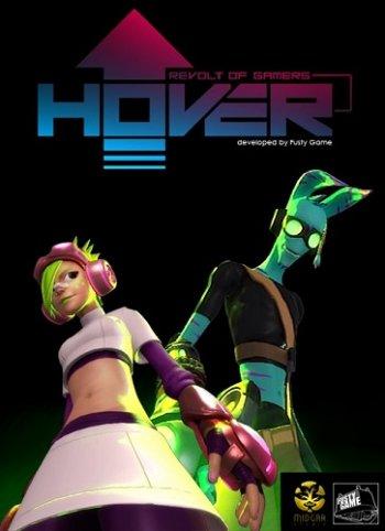 Hover: Revolt Of Gamers (2017) PC | RePack от qoob