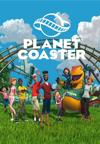 Planet Coaster [v 1.6.2 + 6 DLC] (2016) PC | RePack от xatab