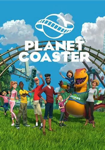 Planet Coaster [v 1.6.2 + 6 DLC] (2016) PC | RePack от xatab