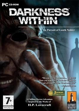 Darkness Within: Сумрак внутри (2007) PC | Лицензия