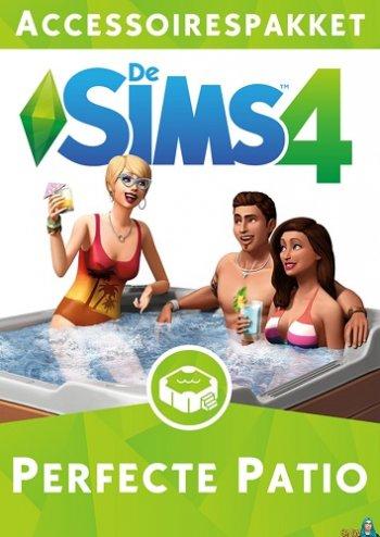 The Sims 4 Внутренний дворик (2015)