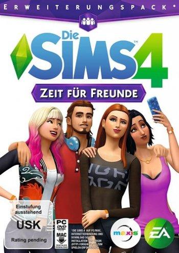 The Sims 4 Веселимся вместе (2015)