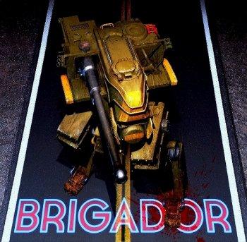 Brigador: Up-Armored Edition [v 1.35] (2017) PC   Лицензия
