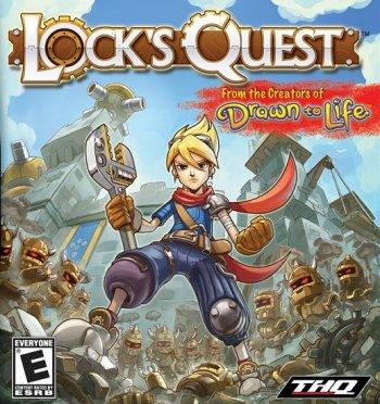 Lock's Quest (2017) PC   Лицензия
