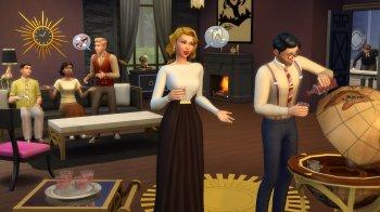 The Sims 4 Гламурный винтаж (2016)