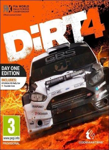 DiRT 4 (2017) PC | Лицензия