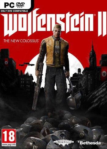 Wolfenstein II: The New Colossus [Update 10 + DLCs] (2017) PC | Repack от xatab