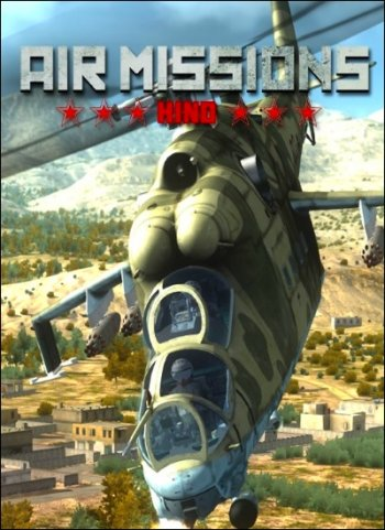 Air Missions: HIND (2017) PC | Лицензия