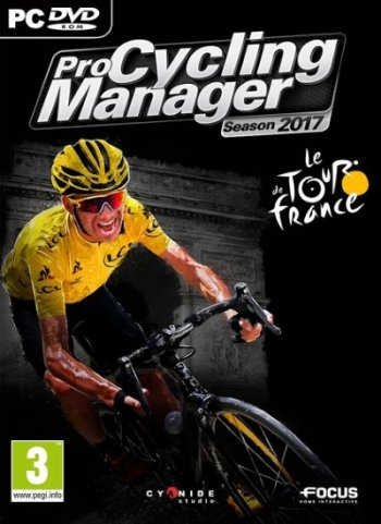 Pro Cycling Manager 2017 (2017) PC   Лицензия