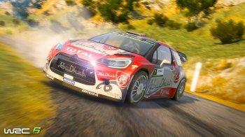 WRC 6 FIA World Rally Championship (2016) PC | Лицензия