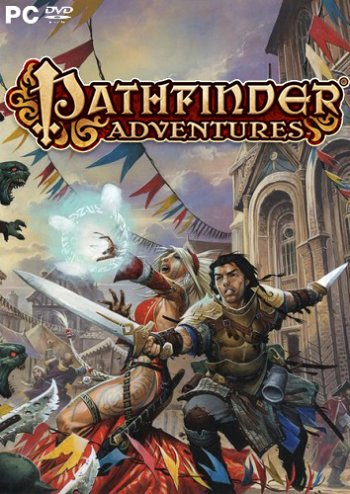 Pathfinder Adventures (2017) PC | Лицензия