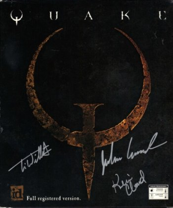 Quake - Collection (1996-1997) PC | Rip by X-NET