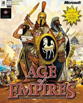 Age of Empires - Platinum Edition (1997) PC | Лицензия