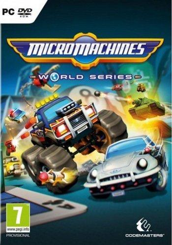 Micro Machines World Series (2017) PC   Лицензия