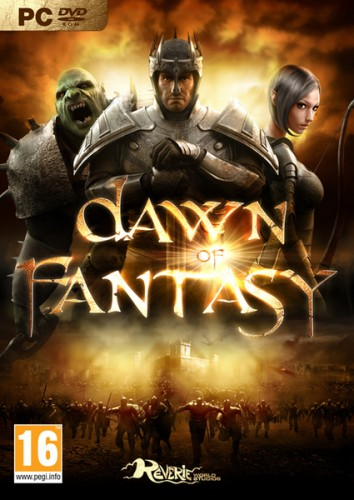 Dawn of Fantasy: Kingdom Wars (2013) PC | Лицензия