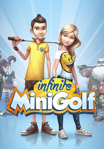 Infinite Mini Golf (2017) PC | Лицензия