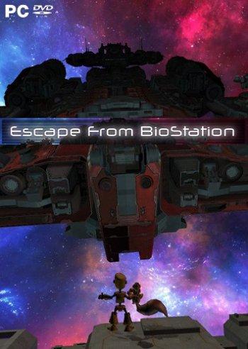 Escape From BioStation (2017) PC | Лицензия