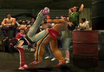 Tekken 4 (2001) PC | Пиратка