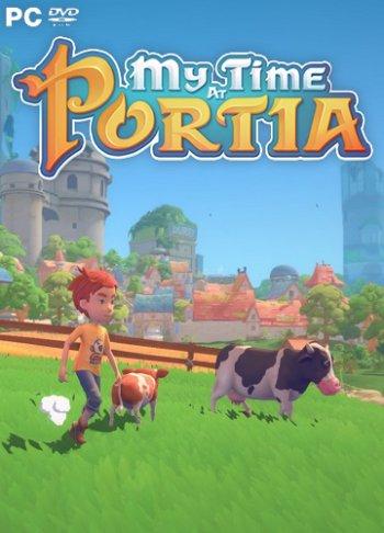 My Time at Portia [v 2.0.133926] (2019) PC | Лицензия