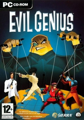Злой Гений / Evil Genius (2004) PC | RePack от R.G. Catalyst