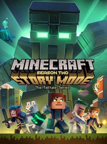 Minecraft: Story Mode - Season Two. Episode 1-5 (2017) PC | RePack от xatab