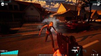Dead Purge: Outbreak (2017) PC   Пиратка