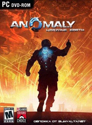 Anomaly: Warzone Earth (2011) РС | Лицензия