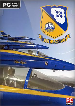 Blue Angels Aerobatic Flight Simulator (2017) PC | Лицензия