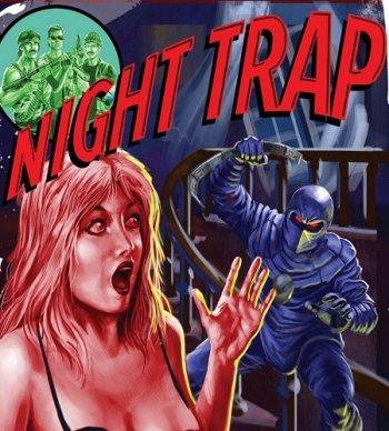 Night Trap - 25th Anniversary Edition (2017) PC   Лицензия