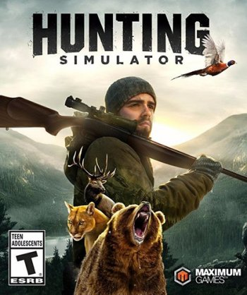 Hunting Simulator [v 1.1 + DLC] (2017) PC | RePack от qoob