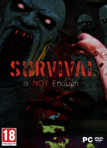 Survival Is Not Enough (2017) PC | Лицензия