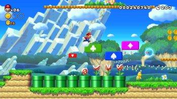 New Super Mario Bros U (2012) PC | Пиратка
