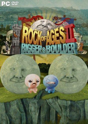 Rock of Ages 2: Bigger & Boulder [v 1.02 + 2 DLC] (2017) PC | RePack от qoob