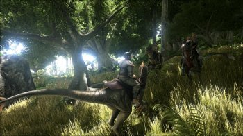 ARK: Survival Evolved [v 285.104 + DLCs] (2017) PC | RePack от qoob