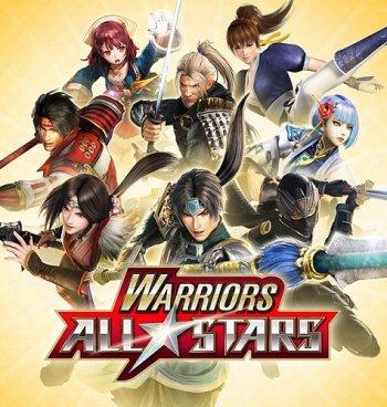 WARRIORS ALL-STARS (2017) PC | Лицензия