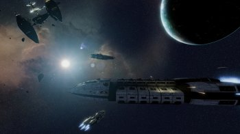 Battlestar Galactica Deadlock [v 1.0.35 + DLCs] (2017) PC | Лицензия
