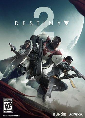 Destiny 2 [v 2.2.1.1] (2017) PC   Лицензия