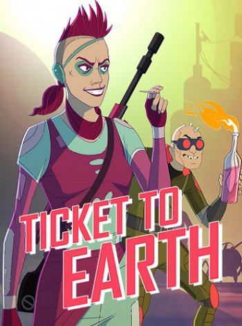 Ticket to Earth: Episode 1-3 (2017) PC | Лицензия