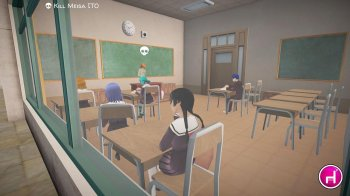 Yandere School (2017) PC | RePack by XLASER