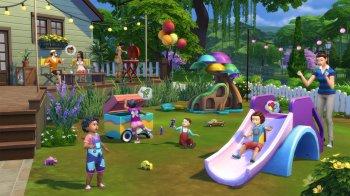 The Sims 4 Детские вещи (2017)