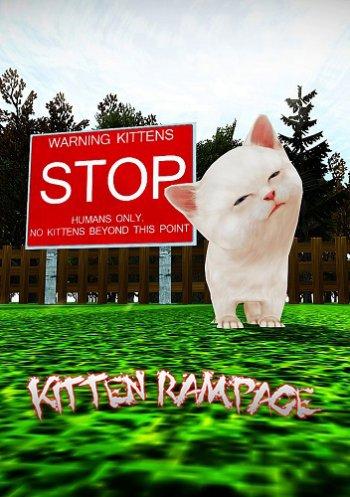 Kitten Rampage (2016) PC | Лицензия